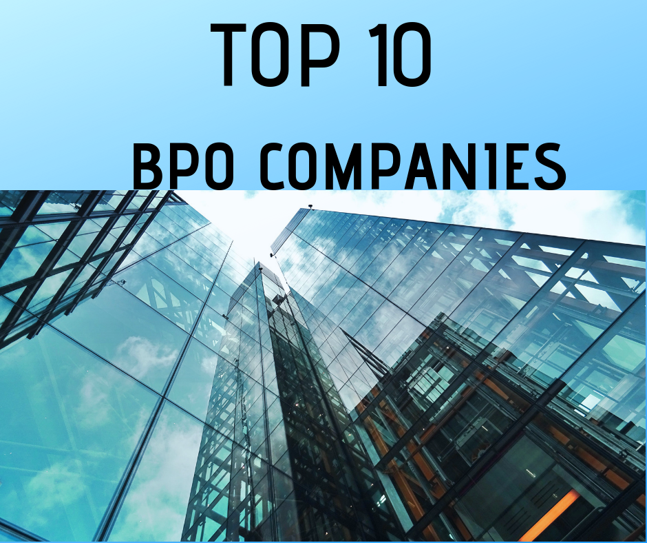 Top 10 Best BPO Companies in the World