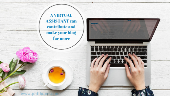 Virtual Assistant for blog content- Phil Labor