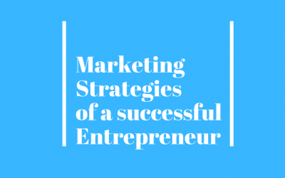 A successful entrepreneur shares his marketing strategies