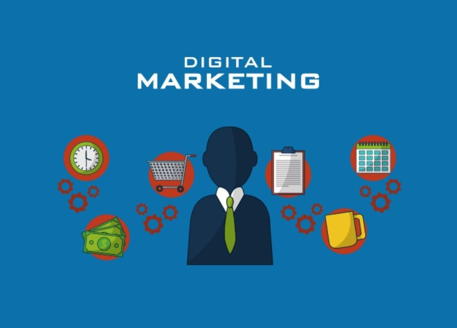 5 Digital Marketing For Newbie Businesses
